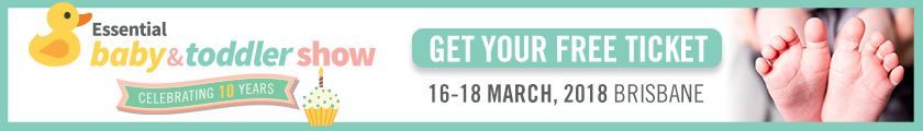 Essential Baby and Toddler Show 2018 Wide banner