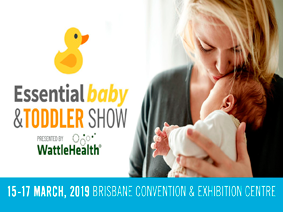 Essential Baby & Toddler Show Brisbane 2019 side banner