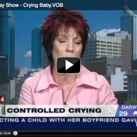 """Crying Babies"" The Today Show, Channel 9"