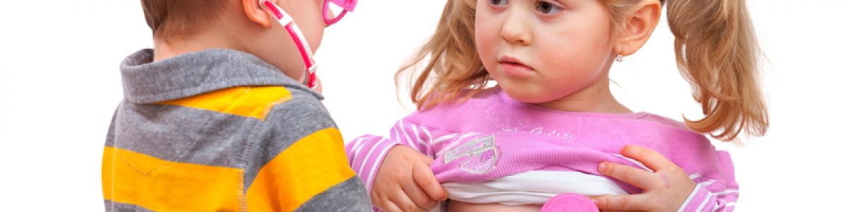 When children explore each other's bodies – teaching protective behaviour