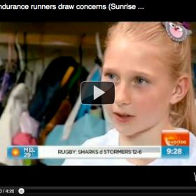 Young endurance runners draw concerns