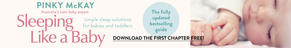 Sleeping Like a Baby – The fully updated bestselling guide