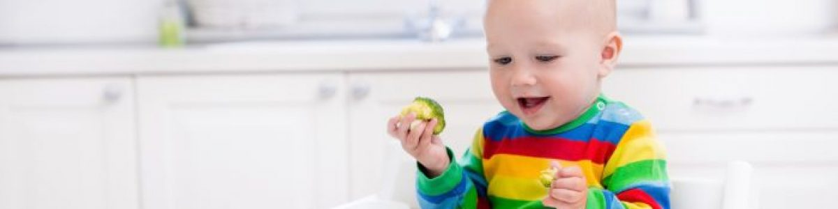 'Waste Free Weaning – good for baby, good for the environment'   Guest post by Laura Trotta