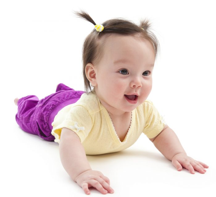 Helping your baby enjoy tummy time - Pinky McKay Official ...