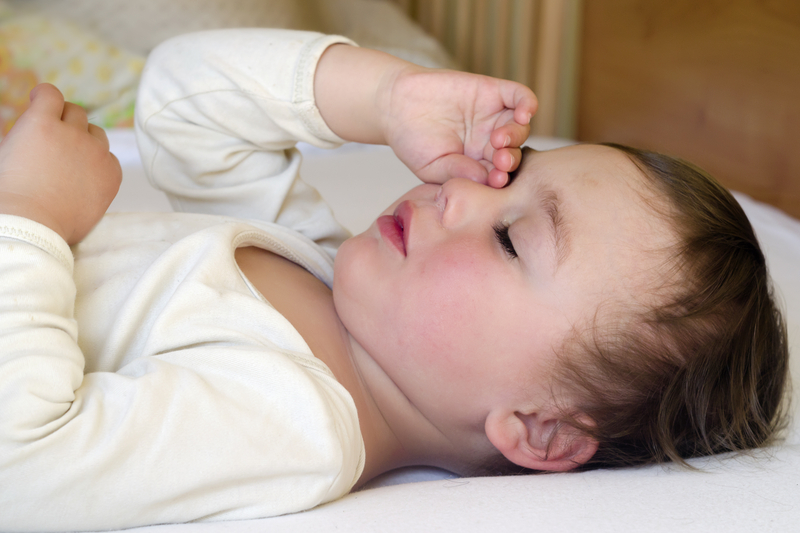 Five Reasons Your Toddler May Be Waking And How To Help