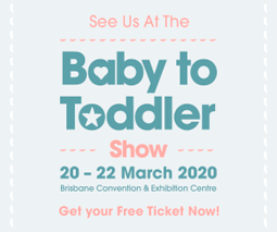 Baby to Toddler Show Brisbane 2020 MREC