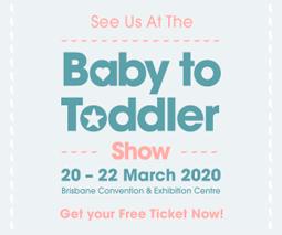 Baby to Toddler Show Brisbane 2020 MREC